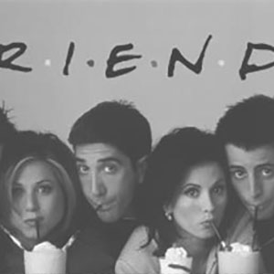 Friends Drinking Game