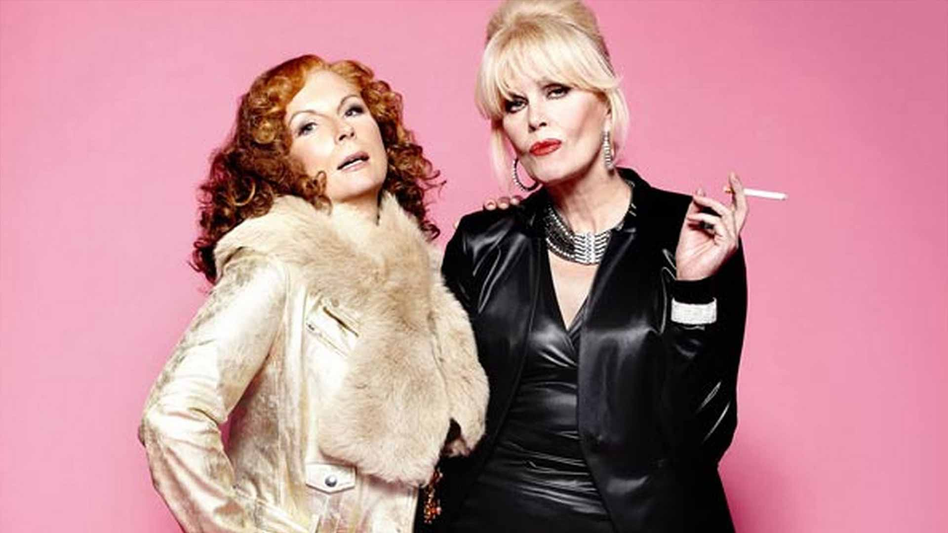 Absolutely Fabulous Drinking Game