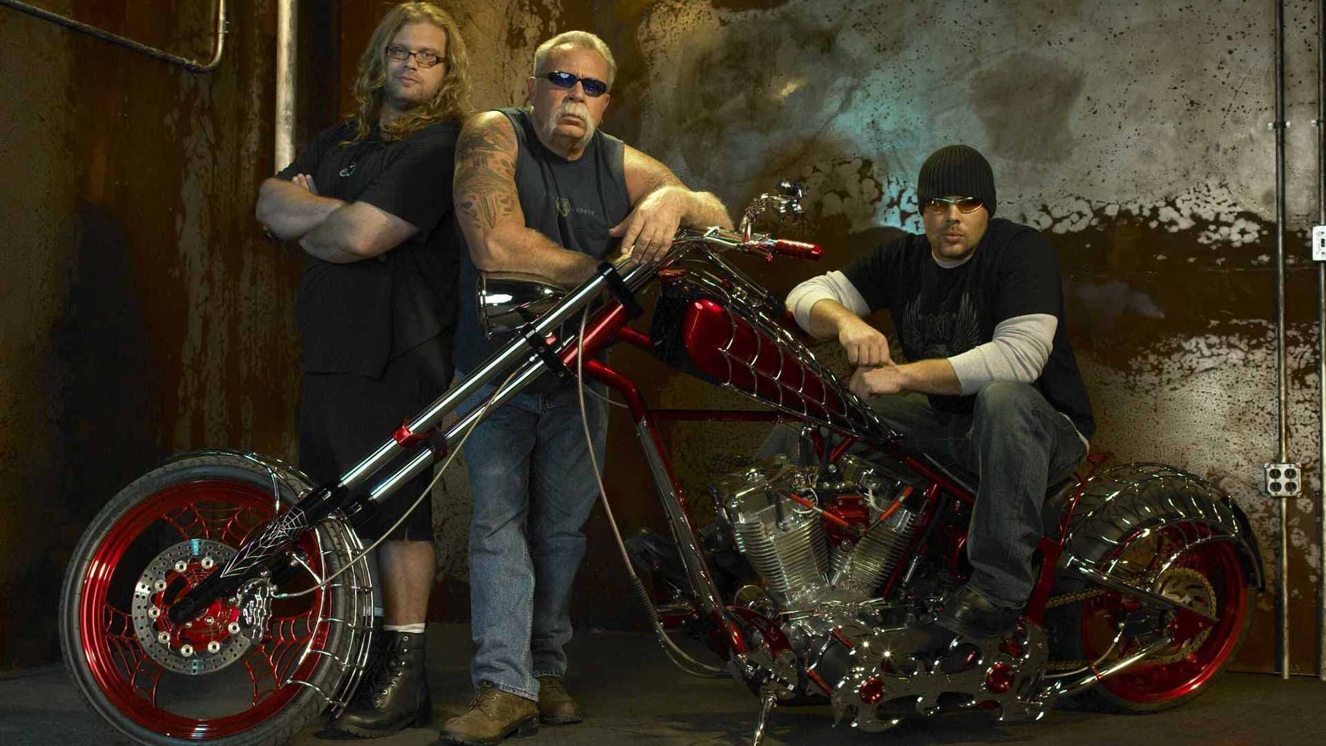Harley Davidson Discovery Channel
