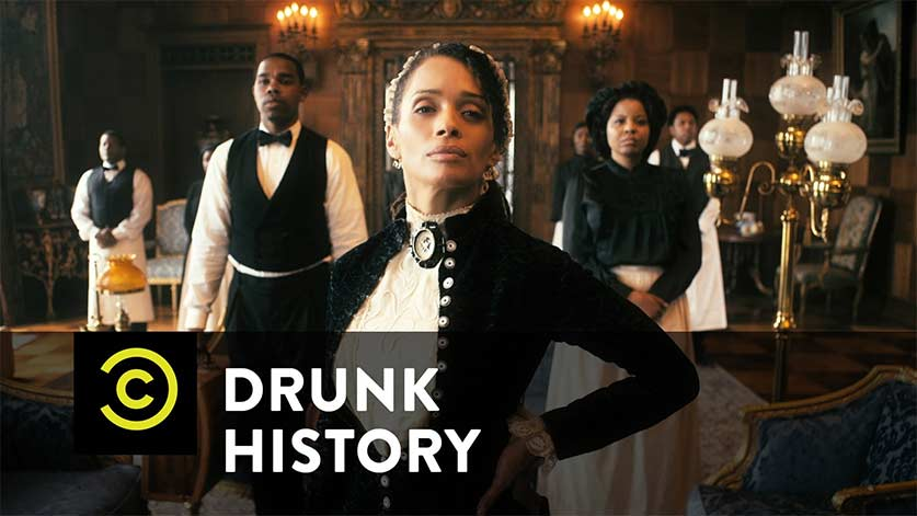 Drunk History Christmas 2011.Drunk History Drinking Game