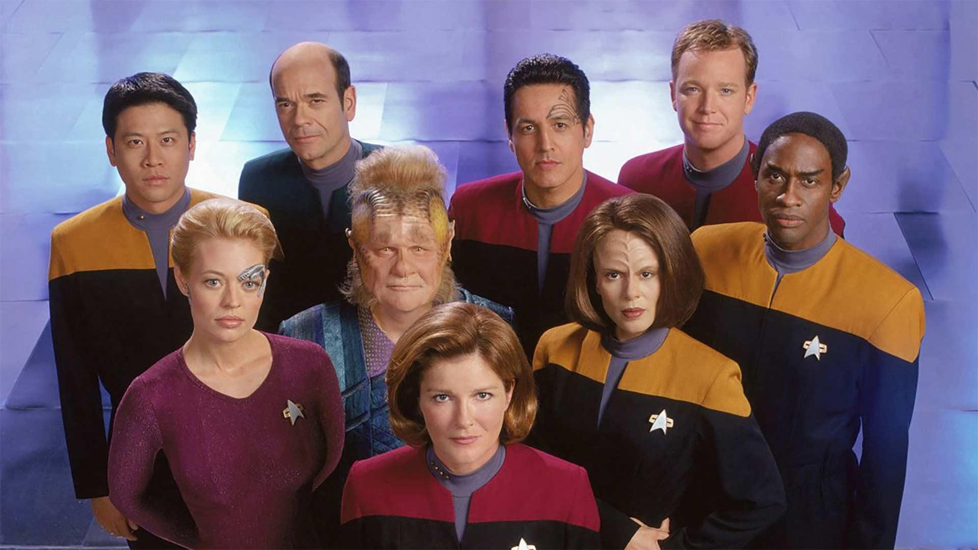 Star Trek Enterprise Drinking Game