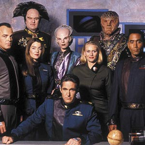 Babylon 5 Drinking Game