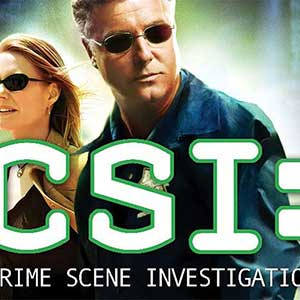 CSI Drinking Game