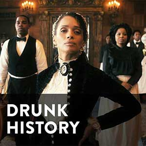 Drunk History Drinking Game