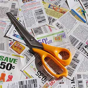 Extreme Couponing Drinking Game